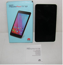 Huawei MediaPad T1 7.0 Tablet-PC (17,8 cm/7 Zoll) IPS-Display, 8 GB silber