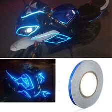 Reflective Stripe Sticker ATV Motorcycle Decorative Tape DIY Self Adhesive Strip