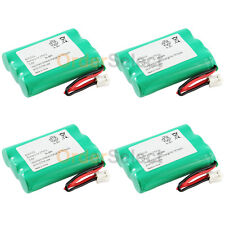 4 NEW OEM BG0029 BG029 Cordless Home Phone Rechargeable Replacement Battery Pack