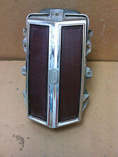 74' - 75' Oldsmobile Cutlass  LH (drivers side) tail light  OEM