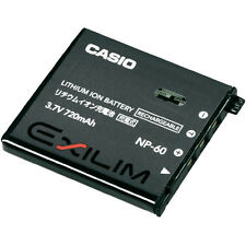 Original Casio NP-80 OEM Lithium Ion Rechargeable Battery EX S5 S6 Z33 Z550 S7