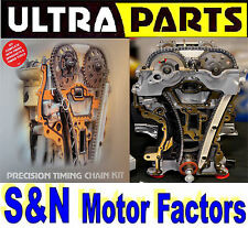 Timing Chain Kit - fits Ford - Fiesta - Ka - 1.3 [Rocam] - TK83A + Gears