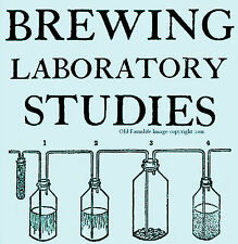Beer Brewing student Lab guide fermenter microbrewry CD