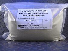 40 LBS GLASS ABRASIVE # 70 grit  sand blasting Abrasive Blast Cabinet Media