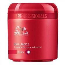 Wella Brilliance Treatment Mask for Coarse Hair 150ml