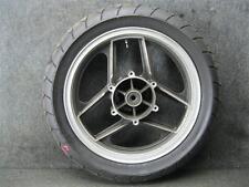 84 Kawasaki ZX900 GPZ 900 GPZ900 Front Rim Wheel R4