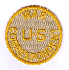 WWII - U.S WAR CORRESPONDENT (Reproduction)