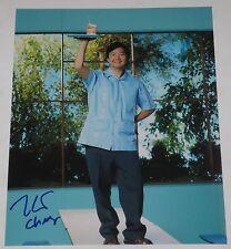 KEN JEONG SIGNED 8X10 PHOTO AUTHENTIC AUTOGRAPH THE HANGOVER MR. CHOW COA D