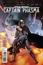 JOURNEY TO STAR WARS THE LAST JEDI - CAPTAIN PHASMA COMPLETE SET ISSUES 1 2 3 4