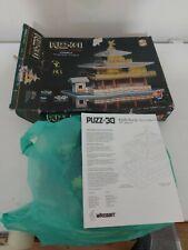 Wrebbit Puzz-3d Puzzle Kinkaku-ji Rare