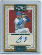 2016 Panini Prime Cuts BB #165 Julio Urias Dodgers ROOKIE AUTOGRAPH /99 !!