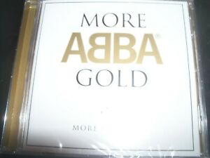 ABBA ‎– More ABBA Gold (More ABBA Hits) Very Best Of Greatest Hits CD – New