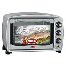 26684 MAX FORNO MULTISFORNO ELETTRICO LT. 32 VENTILATO WATT. 1600