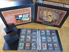 Herr der Ringe - DIE DRACHEN - Limitierter Kartensatz The Dragons Middle Earth