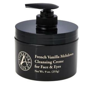 Signature Club French Vanilla Meltdown Cleansing Creme Face & Eyes 9.0 oz PUMP