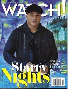Watch TV Magazine LL Cool J Maggie Q Victor Rasuk Tracy Wolfson Lonnie Quinn
