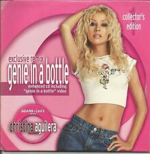 Christina Aguilera Genie in a Bottle CD  Sears & Levis Promo Exclusive Remix
