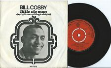 Bill Cosby:Little ole man (uptight...)/Don'cha know: UK Warn Bros:Northern Soul