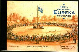 Australia 2004 Eureka Stockade Prestige Booklet