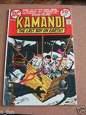 Kamandi #  9 September 1973 Jack Kirby DC Comics                               K
