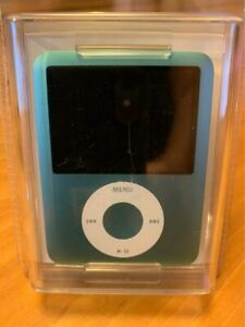 Factory Sealed Apple iPod Nano (8GB) Green