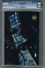Wytches (2014) # 1 Midtown  CGC 9.8 White Pages
