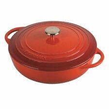 Pyrolux - PyroChef 28cm Chefs Pan Red 4Ltr