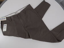NWT Dockers 36/30 All-Motion Waistband, Slim Tapered,sage green, flat front