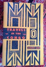 Travels in the Congo by André Gide 1994, Paperback Book Xlnt Ecco Press
