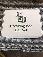 New ListingBreaking Bad Bar Set