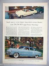 De Soto PRINT AD - 1953 ~~ DeSoto