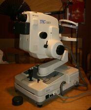 TOPCON TRC-50EX MYDRIATIC FUNDUS RETINAL CAMERA