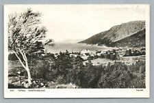 Topsail Newfoundland RPPC Rare Vintage Photo Postcard—Ayre & Sons ca. 1950S
