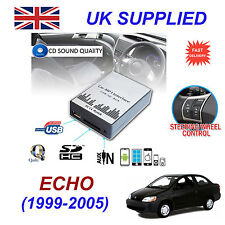 ECHO 1999-2005 MP3 SD USB CD AUX Input Audio Adapter Digital CD Changer Module