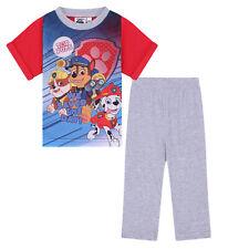Paw Patrol Chase Marshall Oficial Regalo bebé niño chicos chicas Largo Pijamas