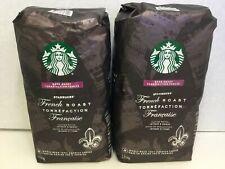 Starbucks French Dark Roast Whole Bean 100% Arabica Coffee, 5lbs, 12/2020