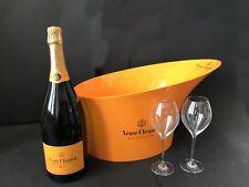 Veuve Clicquot Brut Champagner Magnum 1,5l 12% Vol + Magnum Kühler + 2 Gläser