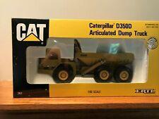 ERTL Caterpillar D350D Articulated Dump Truck 1:50 scale