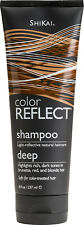 Color Reflect Deep Shampoo, Shikai Products, 8 oz