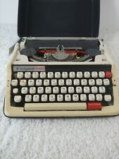 Vintage Brother Typewriter Wizard Automatic Spacer with Case