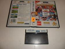 Sega Master System  Olympic Gold  (1)