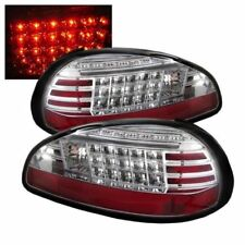 Spyder LED Tail Lights for Grand Prix 97-03 ALT-YD-PGP97-LED-C Tail Lights