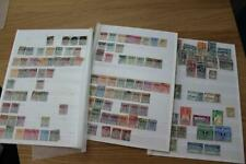 CEYLON Stamp Collection - Useful Ranges from QV Chalons onwards
