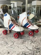 Vintage - Womens 1970's Roller Derby *Competition used* Skates - size 4