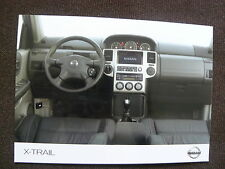 Nissan X-Trail - Presse-Foto Werk-Foto press photo (N0018