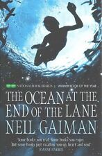 Neil Gaiman Paperback Fantasy Books in English
