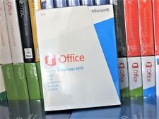 Microsoft Office 2013 Home and Business (UK Retail) T5D-01574 100% Genuine
