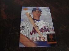 2001 Upper Deck Prospect Premieres Baseball---Rookie---#52 David Wright