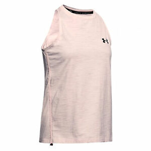 Under Armour Womens Charged Cotton Tank Top Training Vest 1351748 080