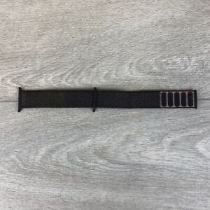 Genuine Apple Sport Loop Band 42mm/44mm Black - Fits apple watch Series 1-6